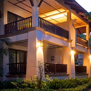 Garden Pavilion - Layana Resort Koh Lanta - luxury thailand honeymoon packages