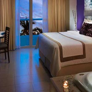Hard Rock Hotel Vallarta - Luxury Mexico Honeymoon Packages - Deluxe gold