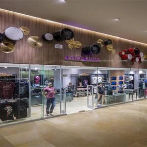 Hard Rock Hotel Vallarta - Luxury Mexico Honeymoon Packages - Rock shop
