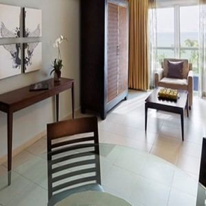 Hard Rock Hotel Vallarta - Luxury Mexico Honeymoon Packages - Rock suite gold