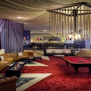 Hard Rock Hotel Vallarta - Luxury Mexico Honeymoon Packages - bar