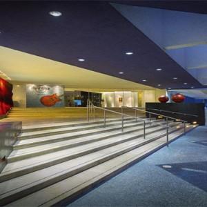 Hard Rock Hotel Vallarta - Luxury Mexico Honeymoon Packages - entrance