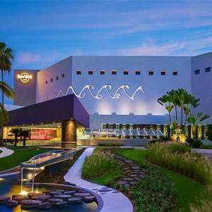 Hard Rock Hotel Vallarta - Luxury Mexico Honeymoon Packages - hotel exterior