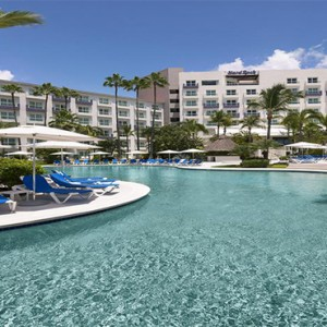 Hard Rock Hotel Vallarta - Luxury Mexico Honeymoon Packages - pool