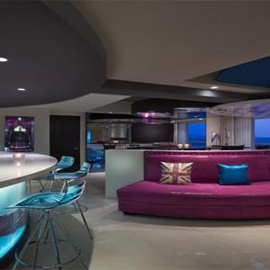 Hard Rock Hotel Vallarta - Luxury Mexico Honeymoon Packages - rock star suite