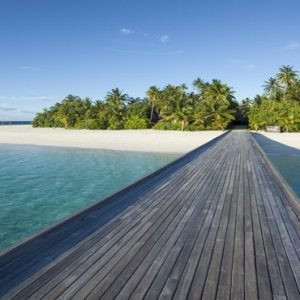 Jetty Beach Outrigger Konotta Maldives Resort Maldives Honeymoons