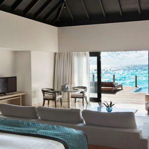 Lagoon Villa With Private Pool Outrigger Konotta Maldives Resort Maldives Honeymoons