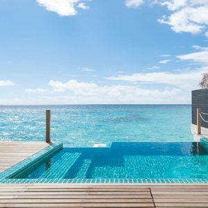 Lagoon Villa With Private Pool6 Outrigger Konotta Maldives Resort Maldives Honeymoons