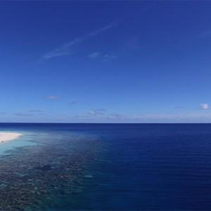 Outrigger Konotta Maldives Resort - Luxury Maldives Honeymoon Packages - Beach