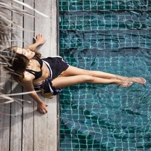 Outrigger Konotta Maldives Resort - Luxury Maldives Honeymoon Packages - Pool
