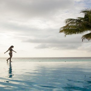 Outrigger Konotta Maldives Resort - Luxury Maldives Honeymoon Packages - ocean views