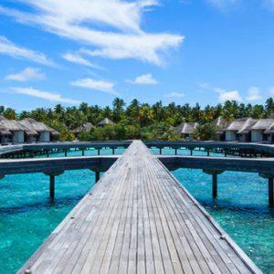 Overwater Villas Outrigger Konotta Maldives Resort Maldives Honeymoons