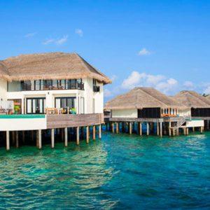 Overwater Villas1 Outrigger Konotta Maldives Resort Maldives Honeymoons