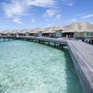 Overwater Villas2 Outrigger Konotta Maldives Resort Maldives Honeymoons