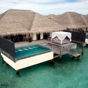 Overwater Villas3 Outrigger Konotta Maldives Resort Maldives Honeymoons