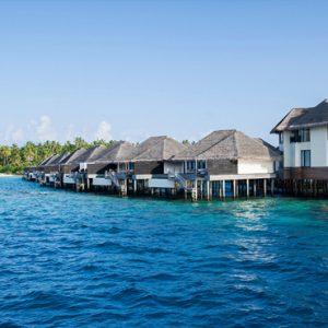 Overwater Villas4 Outrigger Konotta Maldives Resort Maldives Honeymoons