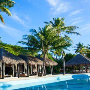Pool Outrigger Konotta Maldives Resort Maldives Honeymoons