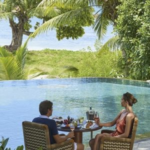 Seychelles Honeymoon Packages Constance Lemuria Legend Pool Bar