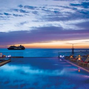 Sunset - Breathless Cabos San Lucas - Luxury Mexico Honeymoon Packages