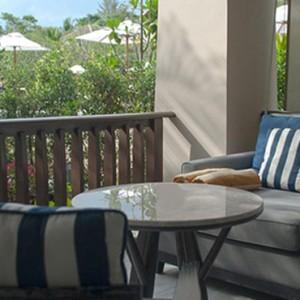 Terrace Suite 4 - Layana Resort Koh Lanta - luxury thailand honeymoon packages