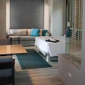 Terrace Suite - Layana Resort Koh Lanta - luxury thailand honeymoon packages