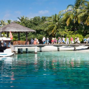 Vilamendhoo Island resort and spa - Luxury Maldives Honeymoon Packages - snorkelling trip