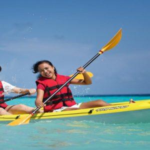 Watersports Outrigger Konotta Maldives Resort Maldives Honeymoons