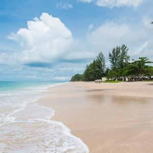 beach 2 - Layana Resort Koh Lanta - Luxury Krabi Honeymoon Packages