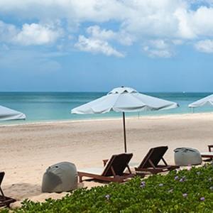 beach 3 - Layana Resort Koh Lanta - luxury thailand honeymoon packages