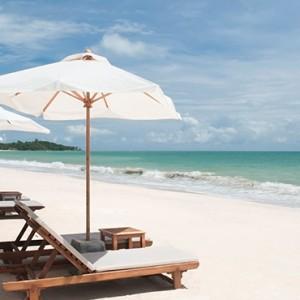 beach - Layana Resort Koh Lanta - Luxury Krabi Honeymoon Packages