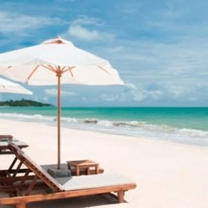 beach - Layana Resort Koh Lanta - luxury thailand honeymoon packages