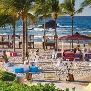 beach party - Four Seasons Punta Mita - Luxury Mexico Holidays