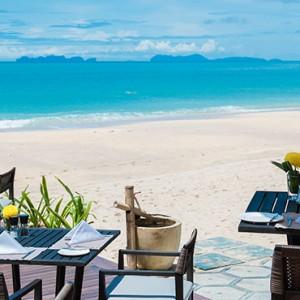 dining - Layana Resort Koh Lanta - Luxury Krabi Honeymoon Packages