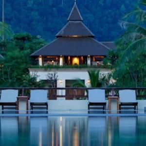 exterior 2 - Layana Resort Koh Lanta - luxury thailand honeymoon packages