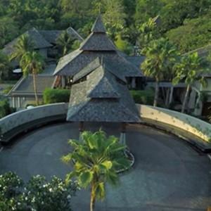 exterior - Layana Resort Koh Lanta - luxury thailand honeymoon packages