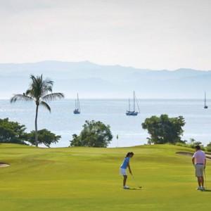 golf - Four Seasons Punta Mita - Luxury Mexico Holidays