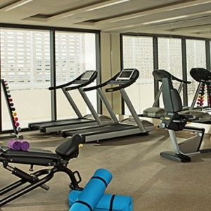 gym - Breathless Cabos San Lucas - Luxury Mexico Honeymoon Packages