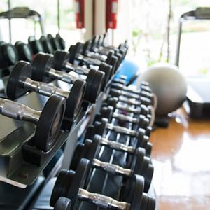 gym - Layana Resort Koh Lanta - Luxury Krabi Honeymoon Packages
