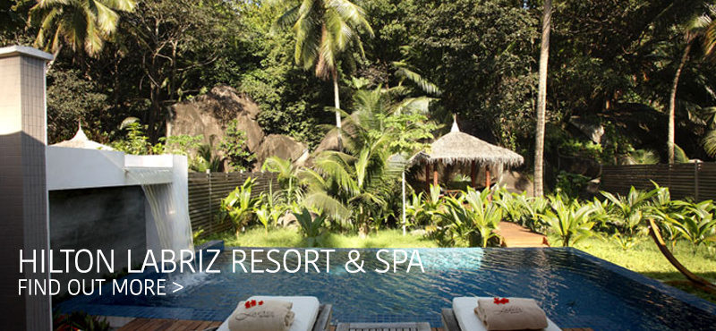 hilton labriz - 5 things you must see on your seychelles honeymoon - luxury seychelles honeymoon packages