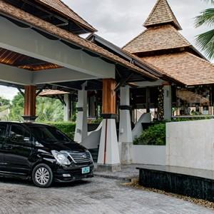 lobby - Layana Resort Koh Lanta - Luxury Krabi Honeymoon Packages