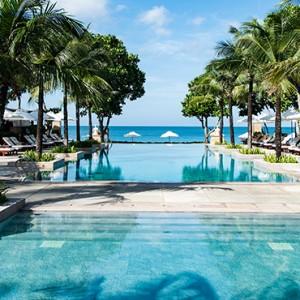pool 2 - Layana Resort Koh Lanta - Luxury Krabi Honeymoon Packages