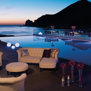 pool 3 - Breathless Cabos San Lucas - Luxury Mexico Honeymoon Packages