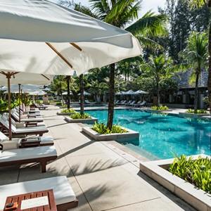 pool 3 - Layana Resort Koh Lanta - Luxury Krabi Honeymoon Packages