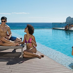 pool party - Breathless Cabos San Lucas - Luxury Mexico Honeymoon Packages