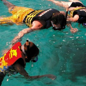 snorkelling - Four Seasons Punta Mita - Luxury Mexico Holidays