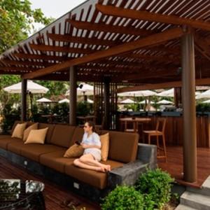 sundownder bar - Layana Resort Koh Lanta - luxury thailand honeymoon packages