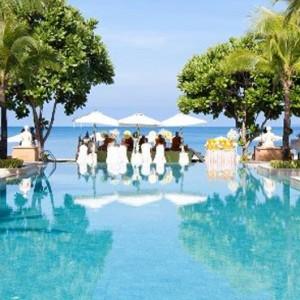 wedding - Layana Resort Koh Lanta - luxury thailand honeymoon packages