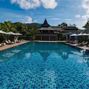 wellness pool - Layana Resort Koh Lanta - luxury thailand honeymoon packages