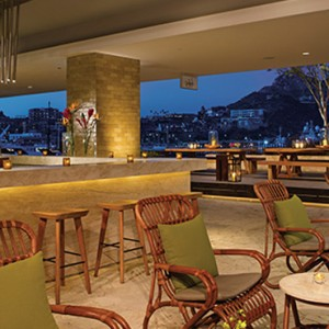wink lobby bar - Breathless Cabos San Lucas - Luxury Mexico Honeymoon Packages