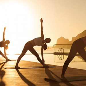 yoga - Breathless Cabos San Lucas - Luxury Mexico Honeymoon Packages